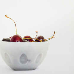 Life is a bowl of cherries, even when there are hardships